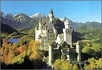 Bavaria, Neuschwanstein castle