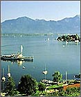 Tegernsee, one of Bavaria's many lakes